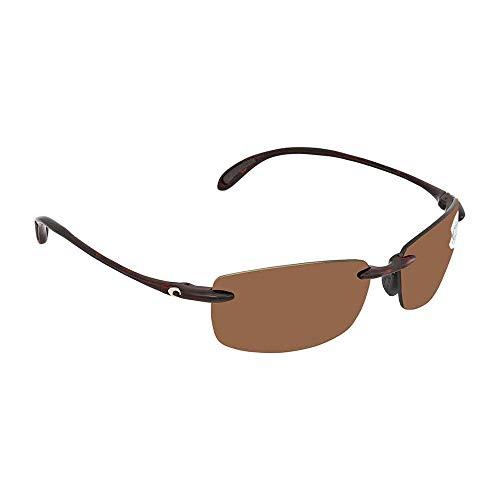 Costa Del Mar Ballast C-Mates 2.00 Sunglasses Tortoise/Copper 580Plastic (Sunglasses Ballast)