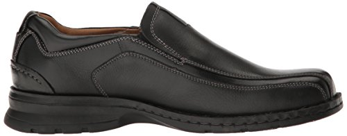 Dockers Dress Casual Loafer Black Agent Leather Mens Shoe qqxafOTR