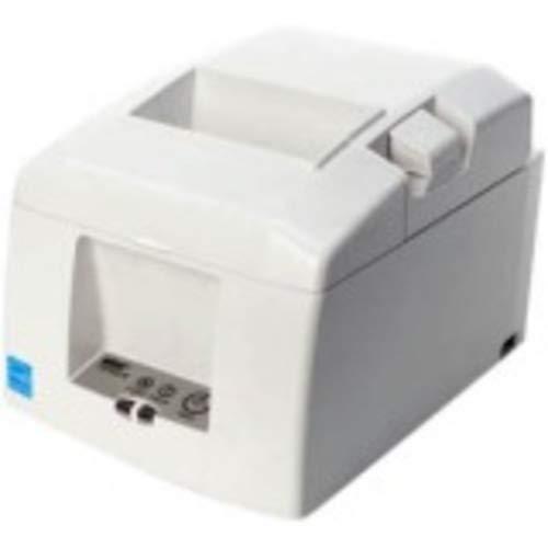 Star Micronics TSP654II AirPrint-24 WHT US Direct Thermal Printer - Monochrome - Desktop - Receipt Print