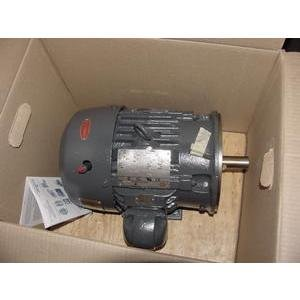 Emerson us bn29 c3p1bc 3 hp electric motor 230 460 volt for Emerson electric motor model numbers