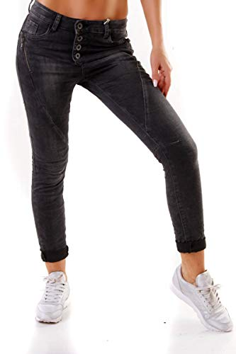 Femme OSAB Fashion OSAB Jeans Fashion Femme Jeans Anthracite Anthracite x0OOwdqSfn