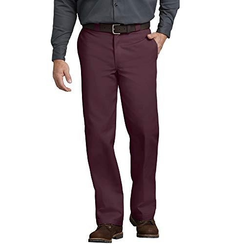 Large bordeau Pantalon Dickies Homme Rouge OPzaxwq5