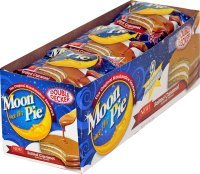 Original Moonpie Double Decker - 9ct. Assorted Flavors (Salted Caramel) (Salted Caramel Moon Pie compare prices)