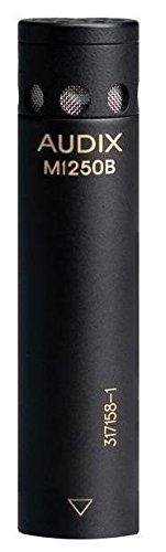 Audix M1250B Miniaturized Condenser Microphone Cardioid White