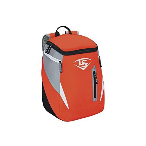 Louisville Slugger - Genuine Stick Pack Backpack Color: Orange