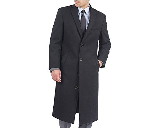 Cashmere Fully Lined Coat - 6