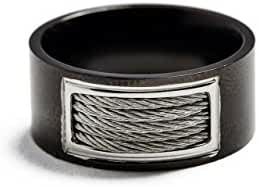 GUESS Lance Rope Ring