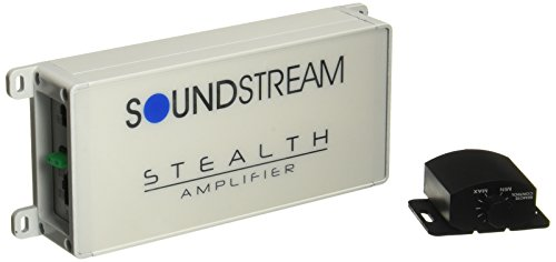 Soundstream SM1.700D Stealth Marine 700W Class D Monoblock Amplifier
