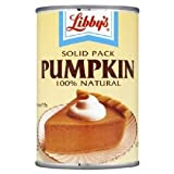 Libbys 100% Pure Pumpkin, 15-Ounce Cans (Pack of 24)