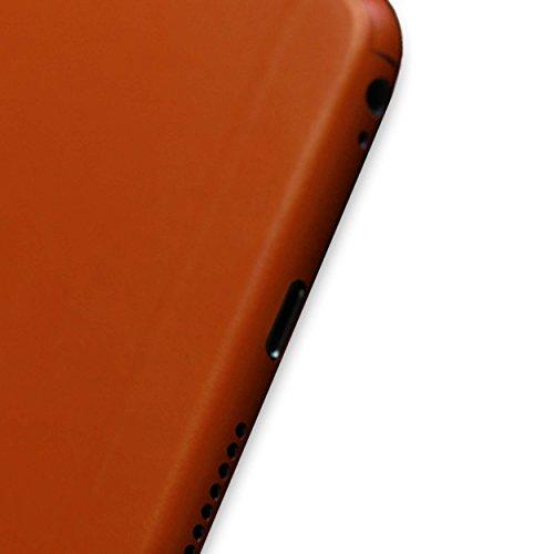 AppSkins Folien-Set iPhone 6 Plus Full Cover - Color Edition orange
