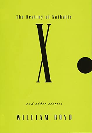book cover of The Destiny of Natalie \'X\'