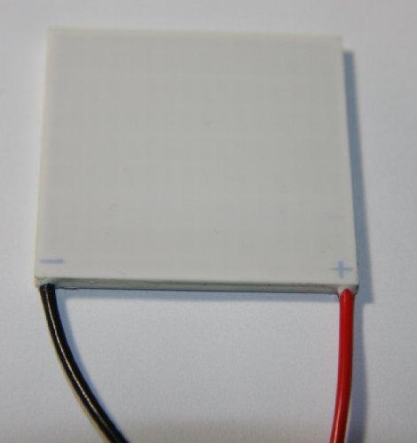 50x50mm TEC1-12710 Thermoelectrics Cooler Peltier 100W 154Wmax