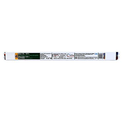 Lutron ECO-T528-120-1 ECO-10 Rapid Start Electronic Fluorescent Ballast
