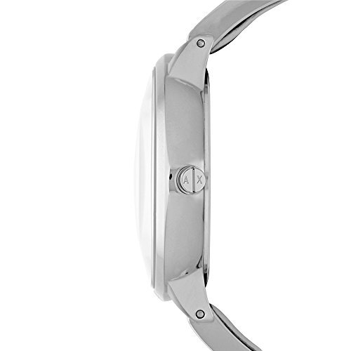 Armani Exchange Women's Stainless Steel Three-Hand Watch