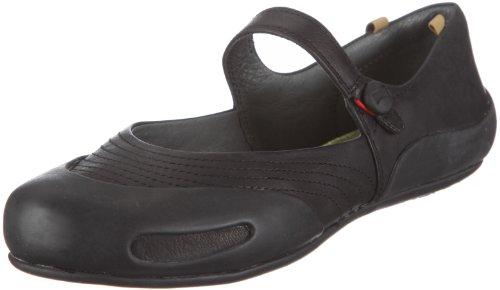 Camper Senda 21191 21191-003 - Zapatos de cuero para mujer Negro