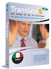 LEC Translate Italian Business