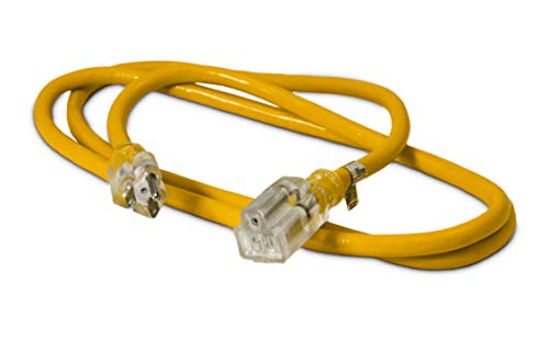 20 amp extension cord 6 feet - 3