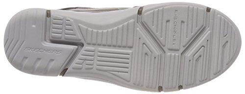 Grigio Sneaker Gry Skechers Grey Uomo Edmen 1gpqfp