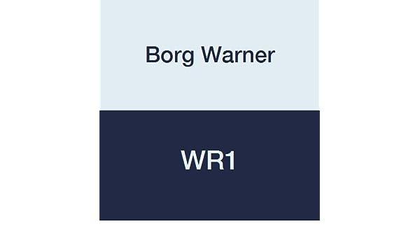 Borg Warner WR1 Retainer Ring