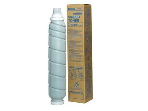 NEW KONICA MINOLTA OEM 950367 TONER CARTRIDGE (BLACK) For 7135 (Toner/Cartridges) by Konica-Minolta