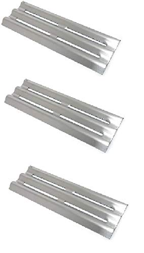 Stainless Steel Sear Plate 3-Pack Replacement Select Napoleon Gas Grill Models