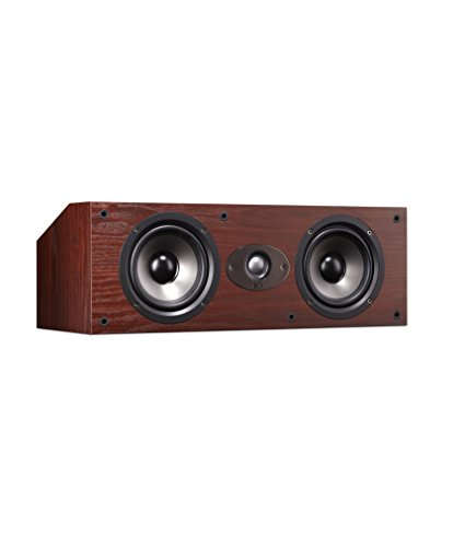 Polk Audio TSx 150C Center Channel Speaker - Cherry