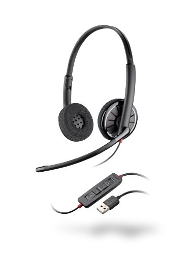 Plantronics 85619-102 Blackwire C320 Binaural USB (Plantronics Audio 300 Usb)