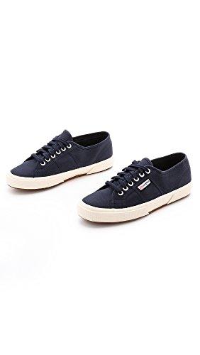 Superga Sneaker 2750 Navy Cotu Women's CqCUrR