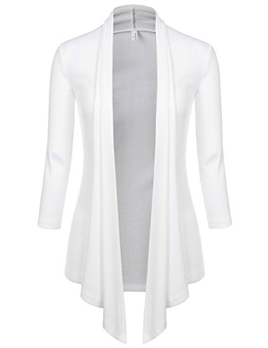 Womens 3/4 Sleeve Jacket - 1