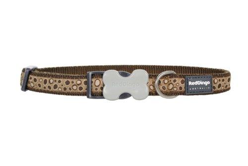 Dog Collar - Bedrock Brown - Small