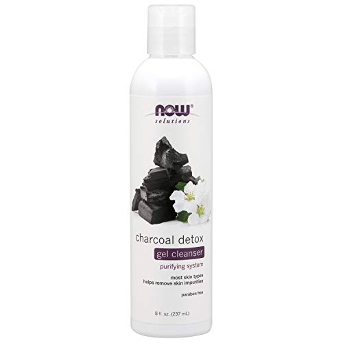 Solutions Charcoal Detox Cleanser Ounce product image