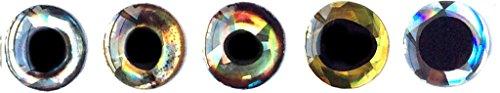Brule 3-D Hard Epoxy Eyes (Combo3, 6mm)