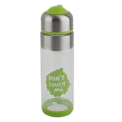 eDealMax Titular de la Botella de plástico Inicio Deporte al aire Libre de agua recipiente Para