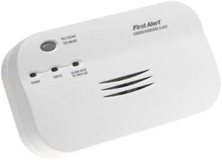 First Alert FCD-2 Carbon Monoxide Detector