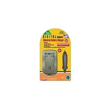 Amazon.com: Sakar Cargador de batería de viaje universal ...