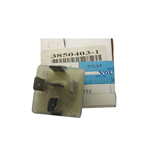 (Volvo Penta/OMC Cobra OEM Electric Fuel Pump Relay Fuse 3857533, 3850403 )