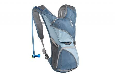 Camelbak Aurora 70 oz Hydration Pack, Blue Shadow/Dream Blue, Outdoor Stuffs