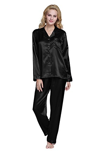 tony-candice-womens-classic-satin-pajama-set-medium-black