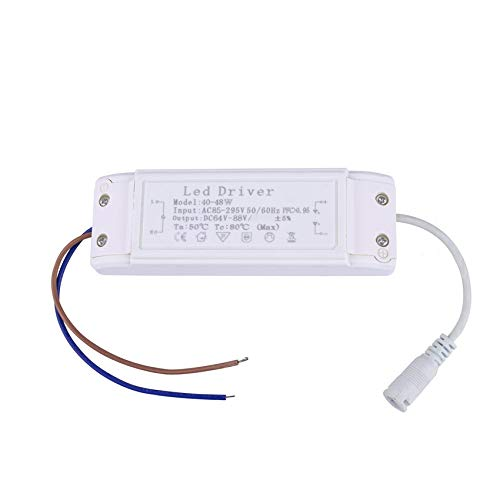 Driver Plafón/Placa LED SuperSlim 48W Downlight LED efectoLED [Clase de eficiencia energética A+]