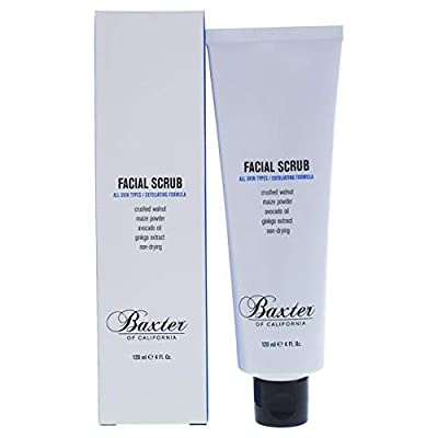 Baxter Of California Facial Scrub By Baxter Of California For Men - 4 Oz Scrub from Baxter Of California