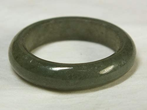 ◎A貨ミャンマー翡翠 指輪13号(k46)
