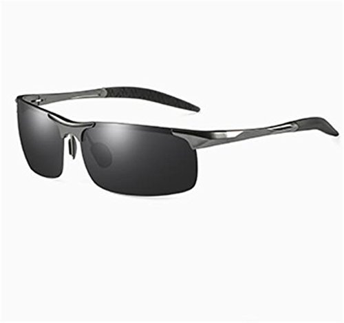 Gafas 400 Cinturón Sol de Grados Gafas Degree Conducir 100 terminados KOMNY Gafas Los y Gafas Incluyen A Sol de de A Licencia Hombres de los la Productos de wqxIXU8F