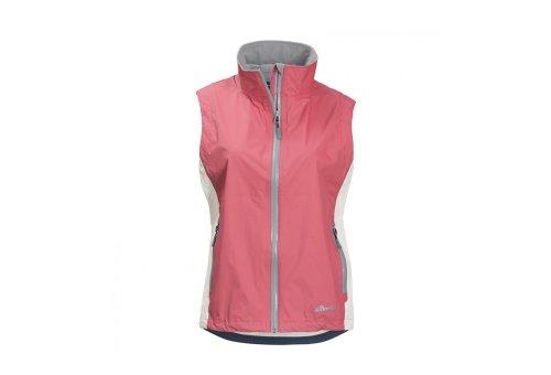 Atlantis Weather Gear Women's Microburst Vest (Slate Rose, Medium)