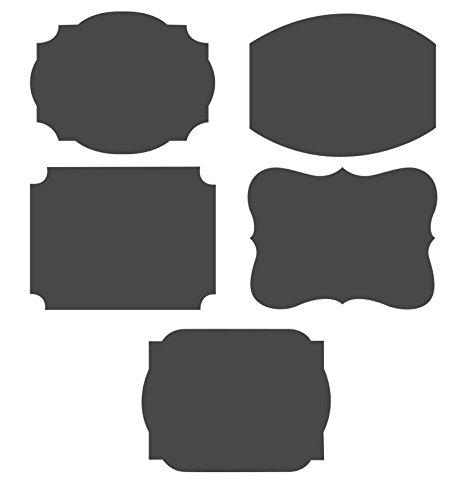 Creative Converting Sheets Chalkboard Labels