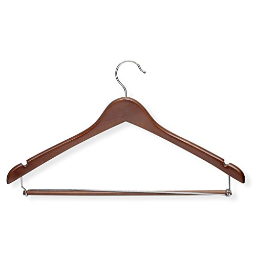 Honey Can Do HNG 01265 Contoured Hanger Locking