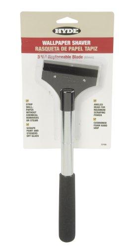 Hyde Tools 33100 3-1/4-Inch Foam Grip Wallpaper Shaver