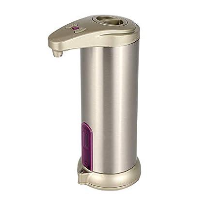 choen Sensor Dispensador de jabón automático, dispensador de Ducha, Sensor de Movimiento infrarrojo,