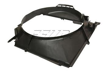 Original de BMW E46 Cabrio Compact Coupe Radiador Ventilador Sudario OEM 17111436259: Amazon.es: Coche y moto
