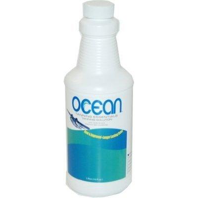 OCEAN 16 oz TEINTE FONCE bronzage DHA 12,5% Solution Tan Airbrush Sunless pulvérisation PINT