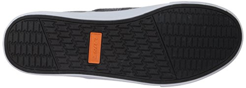 Lugz Chambray Black Clipper White Herren LugzClipper 68r6XO7W